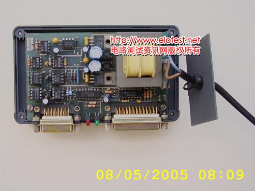 其它设备电路板维修范例12
